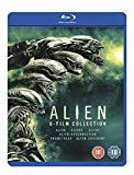 Alien 1-6 Boxset [Blu-ray] [2017]