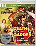 Death in the Garden (1956) [Masters of Cinema] Dual Format (Blu-ray & DVD) edition Blu Ray