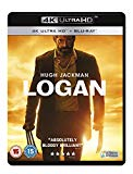 Logan [4K Ultra HD + Blu-ray + Digital HD] [2017] Blu Ray