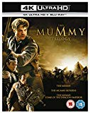 The Mummy Trilogy [Blu-ray] [2017]