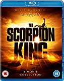 The Scorpion King 1-4 [Blu-ray] [2017]