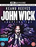 John Wick 1&2 [Blu-ray] [2017]
