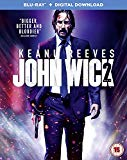 John Wick: Chapter 2 [Blu-ray + Digital Download] [2017] Blu Ray