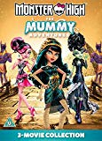 Monster High: The Mummy Adventures [DVD]