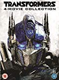 Transformers: 4-Movie Collection [DVD]