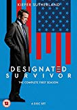 Designated Survivor Season 1 [DVD] [2017]