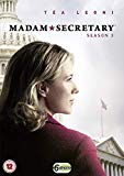 Madam Secretary: Season 3 [DVD]