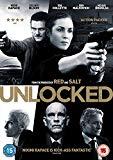 Unlocked  [2017] DVD