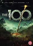The 100 - Season 1-4 [DVD] [2017]