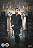 Lucifer - Season 1-2 [DVD] [2017]