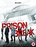 Prison Break: The Complete Series - Seasons 1-5 [Blu-ray]
