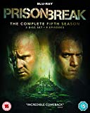 Prison Break: The Complete Fifth Season [Blu-ray]