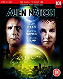 Alien Nation [Dual Format] [Blu-ray]