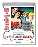 The Sun Also Rises [Dual Format] [Blu-ray] Blu Ray