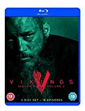 Vikings: Season 4 - Volume 2 [Blu-ray]