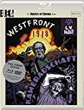 WESTFRONT 1918 & KAMERADSCHAFT (Two films by G.W Pabst) [Masters of Cinema] Dual Format (Blu-ray & DVD) edition Blu Ray