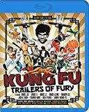 Kung Fu Trailers of Fury [Blu-ray]