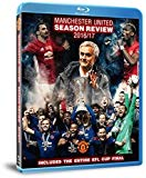 Manchester United Season Review 2016/17 (Blu Ray) [Blu-ray] Blu Ray