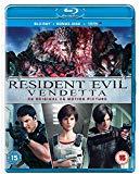 Resident Evil: Vendetta [Blu-ray] [Region Free]