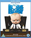 The Boss Baby [Blu-ray + Digital HD] [2017]