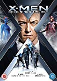 X-Men: Beginnings Trilogy [Blu-ray]