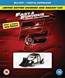 Fast & Furious 1-7 + Bonus Disc - Limited Edition Digibook & Diecast Car  [Blu-ray]