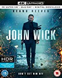 John Wick [4k Ultra HD + Blu-ray + Digital Download] [2017]