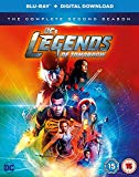 DC's Legends of Tomorrow - Season 2 [Blu-ray] [2017] Blu Ray