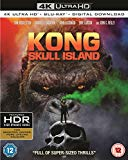 Kong: Skull Island [4k Ultra HD + Blu-ray + Digital Download] [2017] Blu Ray