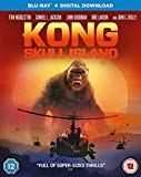 Kong: Skull Island [Blu-ray + Digital Download] [2017] Blu Ray