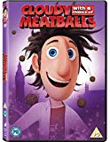 Cloudy With A Chance Of Meatballs [DVD]