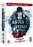 Ripper Street - Complete Box Set (Series 1-5) [DVD]