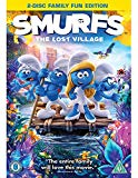 Smurfs - The Lost Village: Family Fun Edition  [2017] DVD