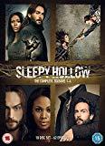 Sleepy Hollow: The Complete Seasons 1-4 [DVD]