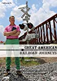 Great American Railroad Journeys: Series 1 and 2 [DVD]