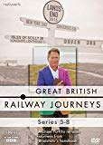Great British Railway Journeys: Series 5 to 8 [DVD]