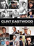 Clint Eastwood 40 Film Collection  [2017] DVD