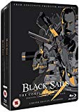 Black Sails 1-4 [Steelbook] [Blu-ray] Blu Ray