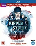 Ripper Street - Complete Box Set (Series 1-5) [Blu-ray]