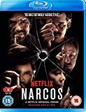 Narcos Season 1 & 2 Boxset [Blu-ray]