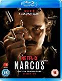 Narcos Season 2 [Blu-ray]