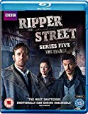 Ripper Street - Series 5 [Blu-ray]