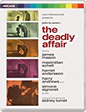 The Deadly Affair (Dual Format Limited Edition) [Blu-ray] [Region Free]