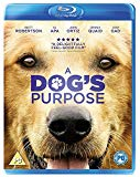 A Dog's Purpose [Blu-ray] [2017]