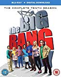 The Big Bang Theory - Season 10 [Blu-ray] [2017] Blu Ray