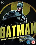 Batman: Animated Collection [Blu-ray] [2016] [Region Free]