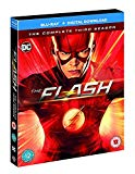 The Flash - Season 3 [Blu-ray] [2017]