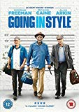 Going In Style [DVD + Digital Download] [2017]