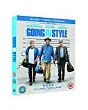 Going In Style [Blu-ray + Digital Download] [2017]