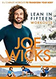 Joe Wicks - Lean in 15: The Transformation Plan [DVD] [2017]